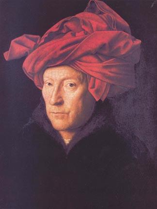 Портрет человека в красном тюрбане (1433 ...: www.artprojekt.ru/gallery/eyck/Eyck05.html