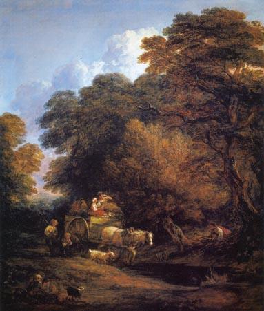 Гейнсборо Томас (1727—1788) - крупнейший английский живописец