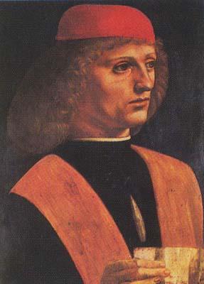 Леонардо да Винчи. Портрет музыканта: www.artprojekt.ru/gallery/leonardo/1511.html