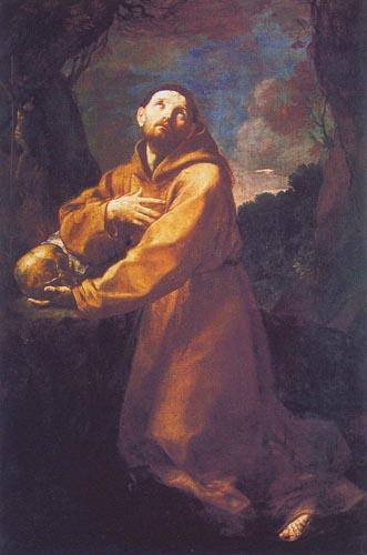 Экстаз святого франциска ок 1622