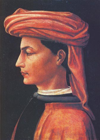 Паоло уччелло портрет молодого