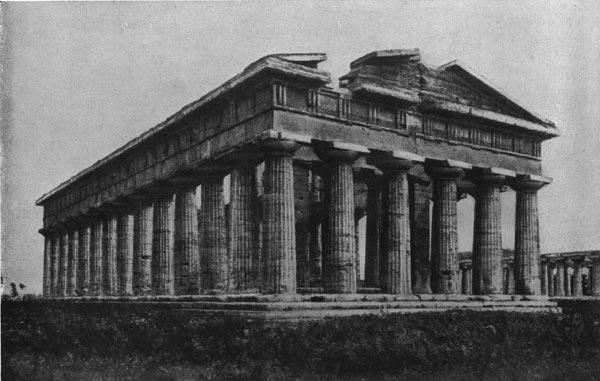 128 храм посейдона в пестуме южная