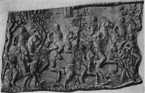 283а колонна траяна в риме фрагмент