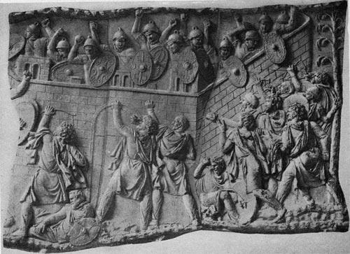 2836 колонна траяна в риме фрагмент