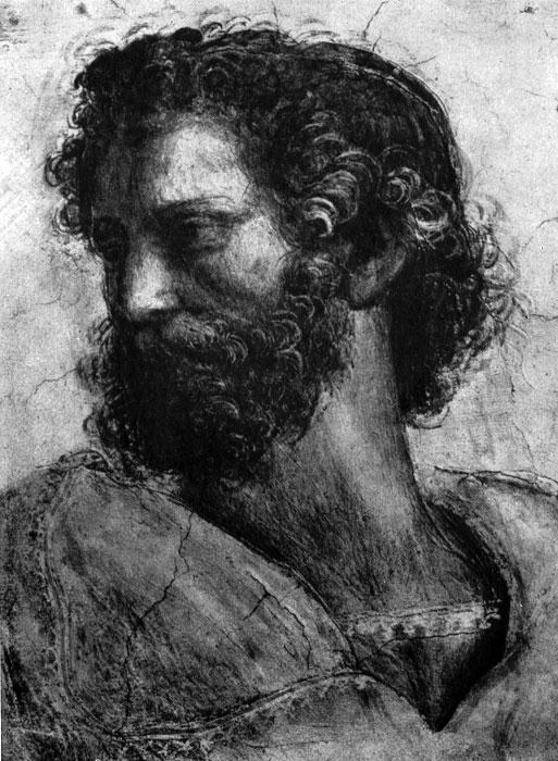 Илл 140 рафаэль афинская школа фреска