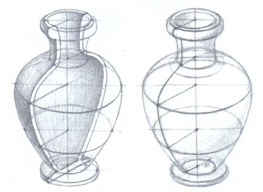 Поэтапное рисование фигуры человек 151